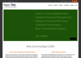 paperthin.com