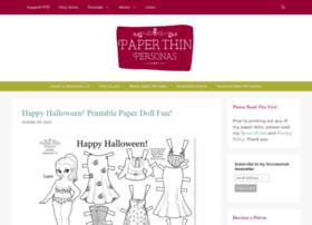 paperthinpersonas.com