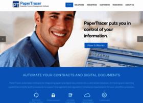 papertracer.com