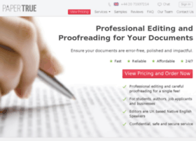 papertrue.co.uk