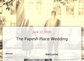 papeshplacewedding.com