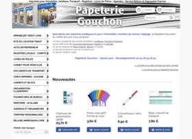 papeterie-gouchon.com