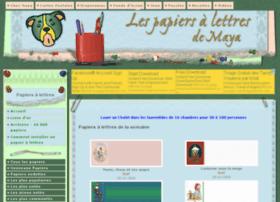 papiers.chezmaya.com