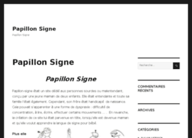 papillon-signe.fr
