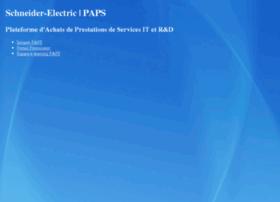 Paps.schneider-electric.com