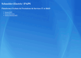 paps.schneider-electric.com