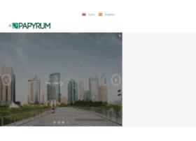 papyrumnexus.com