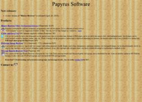 papyrussoftware.com
