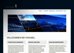 parabel-solar.de