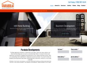 paraboladevelopments.com