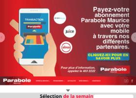 parabolemaurice.com