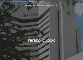 paraboliclogic.com