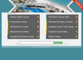 Paracancunenses.com