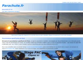 parachute.fr