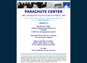 parachutecenter.com
