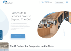 parachutetechs.com
