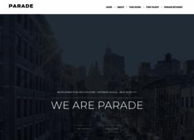paradeinc.com