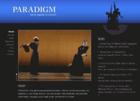 paradigm-dance.org