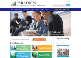 paradigmedu.emcp.com