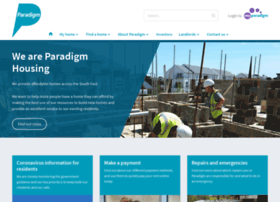 paradigmhousing.co.uk