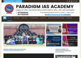 paradigmiasacademy.in
