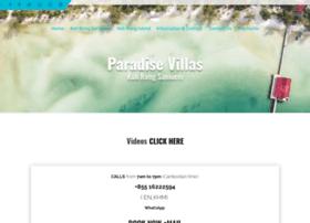 paradise-bungalows.com