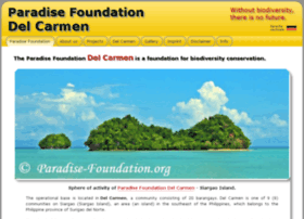 paradise-foundation.org