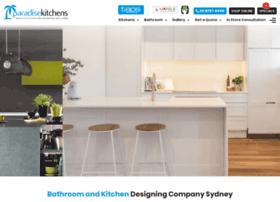 paradise-kitchens.com.au