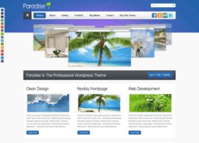 paradise.webtemplatemasters.com