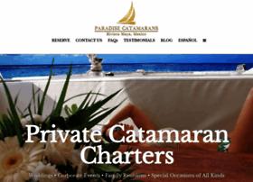 paradisecatamarans.com