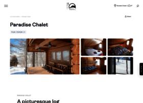 paradisechalet.com