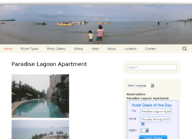 paradiselagoonapartment.com