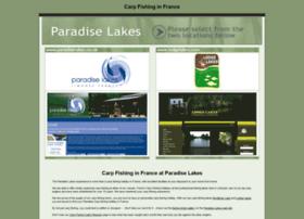 paradiselakes.co.uk