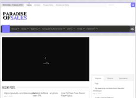 paradiseofsales.com