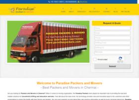 paradisepackers.com