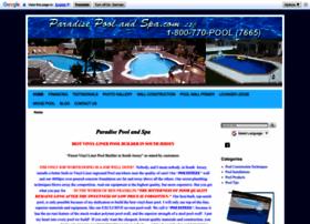 paradisepoolandspa.com