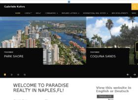 paradiserealtysellingnaples.com