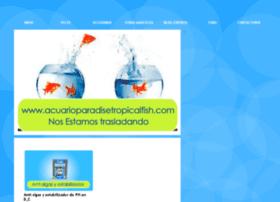 paradisetropicalfish.com.sv