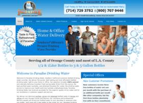 paradisewater.com