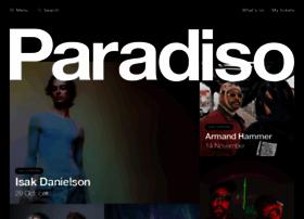 paradiso.nl