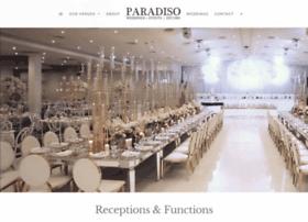 paradisoreceptions.com.au
