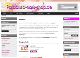 paradisso-nails-shop.de