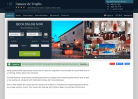 parador-de-trujillo.hotel-rez.com