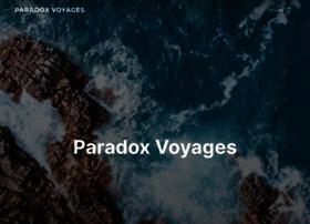 paradox-voyages.com