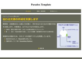 paradox55.com
