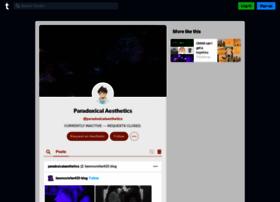 paradoxicalaesthetics.tumblr.com