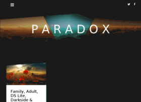 paradoxinfo.co.uk
