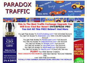 paradoxtraffic.com