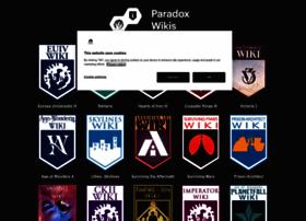 paradoxwikis.com