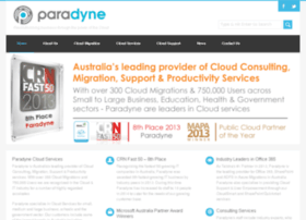 paradyne.azurewebsites.net